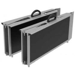 Mobil-rampen som 2 stk kufferter BDR
