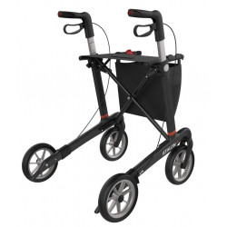 ATHLON SL rollator med soft hjul bag