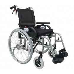 Dolphin Aluminium Kørestol med tromlebremse