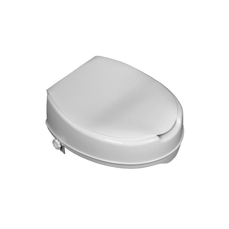 toiletforhoejer plast 5 eller 10 cm