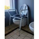 Toiletstol Monitor