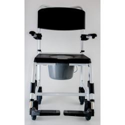 toilet badestol med hjul