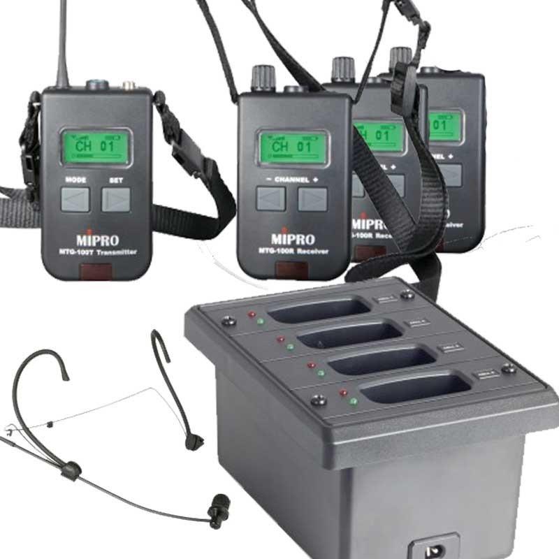 FM-systemer 3 stk